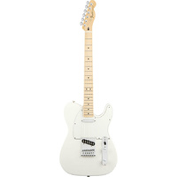 Fender S-S Telecaster Artic White