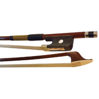 MONTANARI 1078DBF-1/2 STUDENT DOUBLE BASS FRENCH BOW 1/2