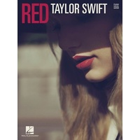 Taylor Swift - RED sheet music
