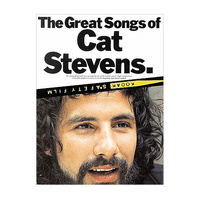 Great Song of Cat Stevens - PVG Book