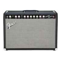Fender Supersonic 22 Combo - Black