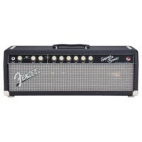 Fender Supersonic 60 Head - Black