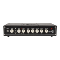 Fender Rumble 200 Bass Head