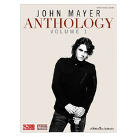 John Mayer Anthology Volume 1 - PVG Book