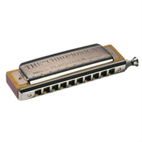 Hohner Chromonica 40 Chromatic Harmonica in the Key of C