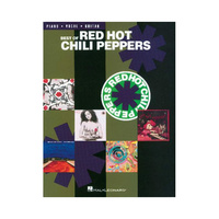 Best of The Red Hot Chili Peppers - PVG Book