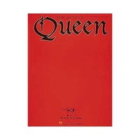 Best of Queen - PVG Book