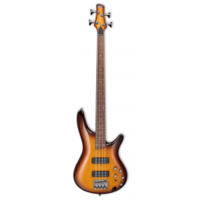 Ibanez SR370EF BBT Bass Guitar - Brown Burst