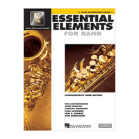 Essential Elements 2000 Alto Saxophone - Book 1