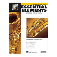 Essential Elements 2000 Tenor Saxophone - Book 1