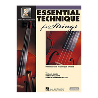 Essential Elements Violin - Book 2