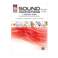 Sound Innovations for Concert Band Book 2 - Percussion