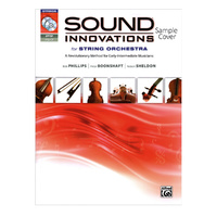Sound Innovations for String Orchestra Book 2 - Violin