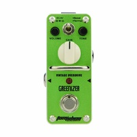 Tom's Line Greenzier Mini Overdrive Pedal