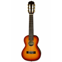Aria G-Uke Series 6-String Guitalele in Sunburst Spruce Semi-Gloss Finish