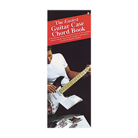 'The Easiest Guitar Case Chord Book'