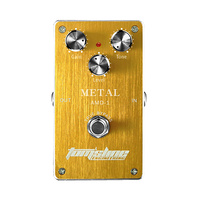 Tom's Line AMD-1 Metal Distortion Pedal