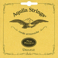 Aquila New Nylgut 6-String Tenor Ukulele String Set