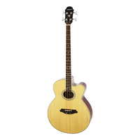 Aria Acoustic Bass Guitar w/Pickup
