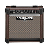 Behringer Ultracoustic AT108 Acoustic Amp