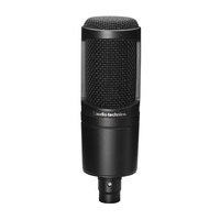 Audio-Technica AT2020 Studio Condenser Microphone