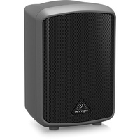 Behringer Europort MPA30BT All-in-One Portable 30W PA System Bluetooth Connectivity & Battery Operation