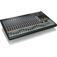 Behringer Eurodesk SX2442FX 24-Input, 4-Bus Studio/Live Mixer with Dual Multi-FX Processor