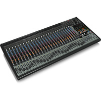 Behringer Eurodesk SX3242FX 32-Input, 4-Bus Studio/Live Mixer with Dual Multi-FX Processor