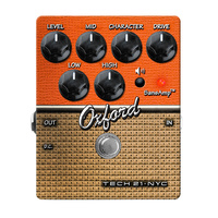 Tech 21 Character Oxford Preamp Pedal