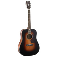 Cort Earth 300VF Acoustic - Adirondack Spruce!