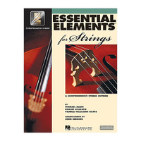 Essential Elements Double Bass - Book 3