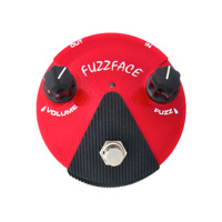 Dunlop Germanium Fuzz Face Pedal