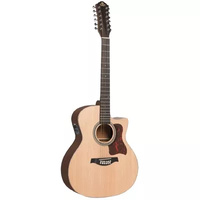 Gilman GA112CE – 12 String Acoustic Electric Guitar