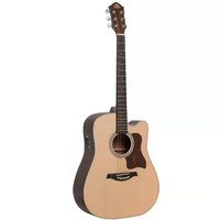 Gilman GD10CE Dreadnought Acoustic Electric Guitar