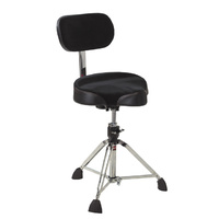 Gibraltar 9000 Series Moto Backrest Drum Throne