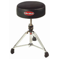 "Gibraltar 9600 Series Drum Throne with 5"" Super Soft Round Seat"