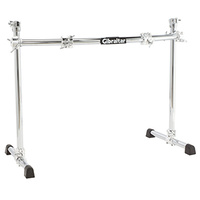 Gibraltar Road Series Chrome Curved Front Rack System