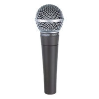 Shure SM58 Dynamic Microphone - Hire