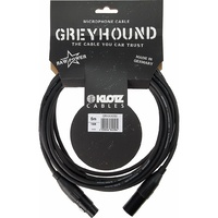 Klotz Greyhound Microphone Cable - Choose Length