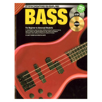 Progressive Bass Guitar Book
