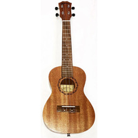 Kealoha KS-Series Tenor Ukulele with Mahogany Top in Natural Satin Finish