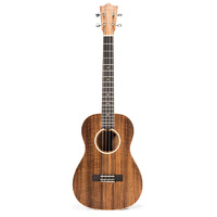 Lanikai Acacia Series Baritone Ukulele in Natural Satin Finish with Lanikai Deluxe Gig Bag