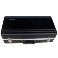 MBT ABS Trumpet Case with Padded Black Interior Suits most makes of Trumpets