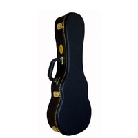 MBT Wooden Soprano Ukulele Case in Black