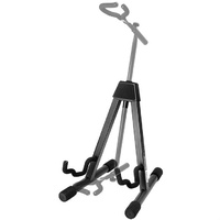 On Stage Professional Flip It A-Frame Guitar Stand