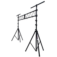 On Stage Lighting Stands with Steel 10ft Truss System