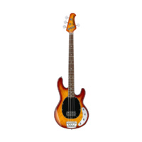 Sterling Ray34 Honey Burst Bass Guitar