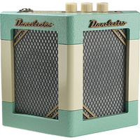 Danelectro RDH2 Hodad II Mini Battery-Powered Amp Aqua
