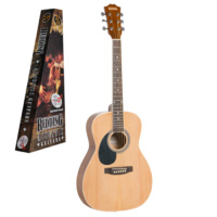 REDDING - ¾ size left-hand dreadnought