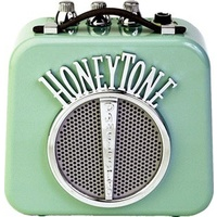 Danelectro RN10A Honeytone Retro Mini Battery-Powered Amp Aqua